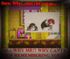 {Dedi} Why cant i let you go by 4EverAlonei