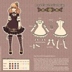 Royal Classic Lolita Design by nokecha