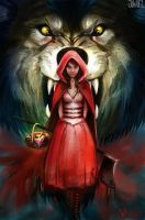 Commission: Red Riding Hood by JowieL