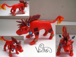 Red XIII by VictorCustomizer