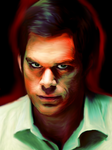 Dexter Morgan by Parkerjademerce