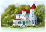 Victorian Home  by Brightstone