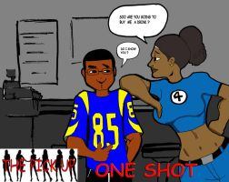 The Pick Up One Shot part 3 by RWhitney75