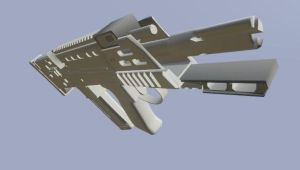 L22A2 WIP for Arma 3 by EricJ562