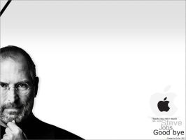 Steve-Jobs-Apple by MUSEF