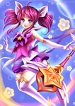 +Star guardian Lux+ by RikkuHanari