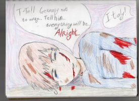 Italy's Protection by LunaShadowWolf13