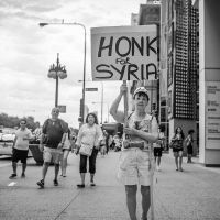 Honk For Syra by jonniedee