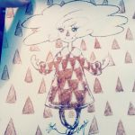 Triangle Girl by blueDREAM-SH