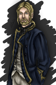 Charles, the Miserable by ZeBoris