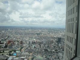 Aerial View of Tokyo 7 by SuperAwesomeStock