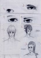 Eyes and Guys by Yinxabell