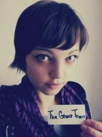 Fansign - The Great Trout by Esarina
