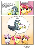 MLP 63 - Not the most intelligent griffon by RingTeam