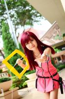 Kingdom Hearts, Kairi: Keyblade Wielder by cure-pain