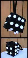 Dice bag by arts-and-crafts