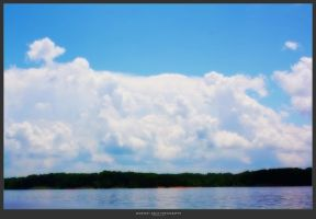 fluffy clouds 3 by MidnightDaisyStudio
