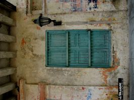 Old Window by Molotov7