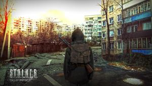 THE DEAD CITY (HDR) by r3xminie