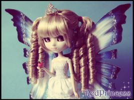 Saori wings- pullip sfoglia by theredprincess