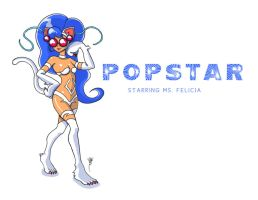 Popstar by sugarfairy7