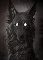Portrait of a Lost Soul by InstantCoyote