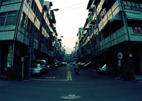 my street by michyy
