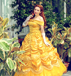 Belle (5) : Castle garden's by JessyB-Design