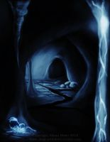 Speedpaint: Tunnels by Alpha-Assassin