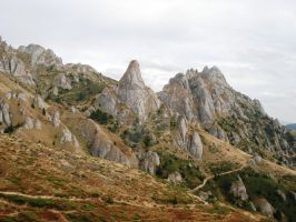 Ciucas Mountains by ERSTE