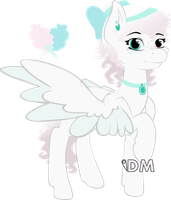 Pastel Cotton Candy Auction (closed) by Danie-mesAdopts