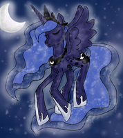 Princess Of The Night by EarthEquine