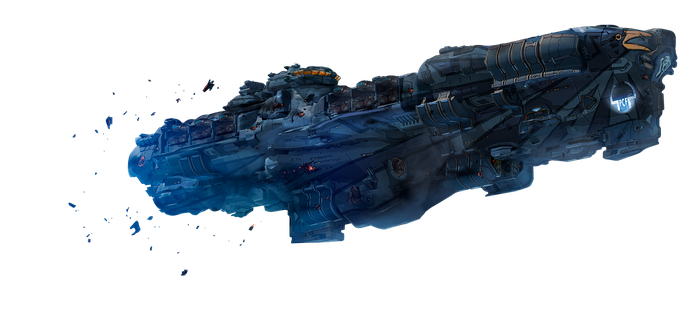Dreadnought: Dreadnought Render 2  - Plain by CHIPINATORs