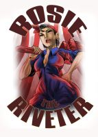 Rosie the Riveter by jpdeshong