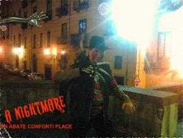 A Nightmare on Abate Conforti Place by Lynus-the-Porcupine