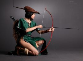 Fantasy Scout - 4 by mjranum-stock
