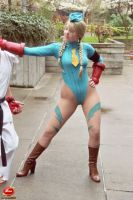 Cammy Cosplay Ikuy 14 by TheUnbeholden