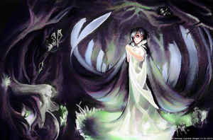 Lady's Forest by fromseatoshiningsea