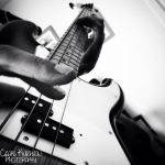 Black and White Bass by Clerdy