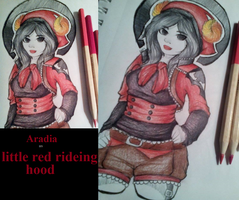 Little Red Riding Hood- ARADIA by shadow-soul1