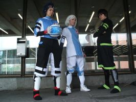 Galactik Football - Come on and move your body by Ravener01