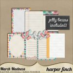 Easter Journal Cards by harperfinch