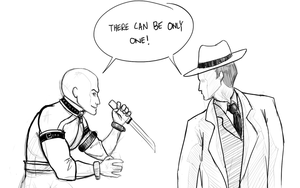 The Real Mr. Zsasz by xtheenderx