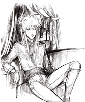 Reckless youth: Jareth by Joco-land