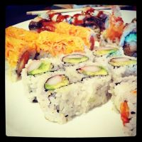 Sushi Platter by rmc008