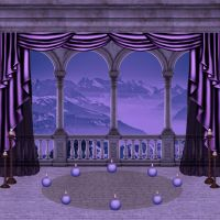 The Arches Premade Background 8 by VIRGOLINEDANCER1