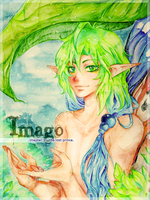imago - chapter 01 cover by kandismon