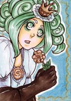 ACEO 01 - Victoria by bittersweet-Grace