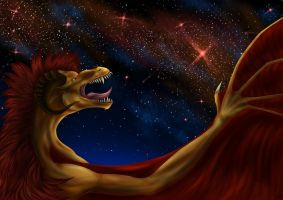 Lost in the stars by Tir-Goldeness
