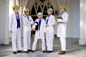 APH: Always by your side-Nordic region five CD ver by Hikari-OvO